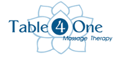 Table 4 One Massage